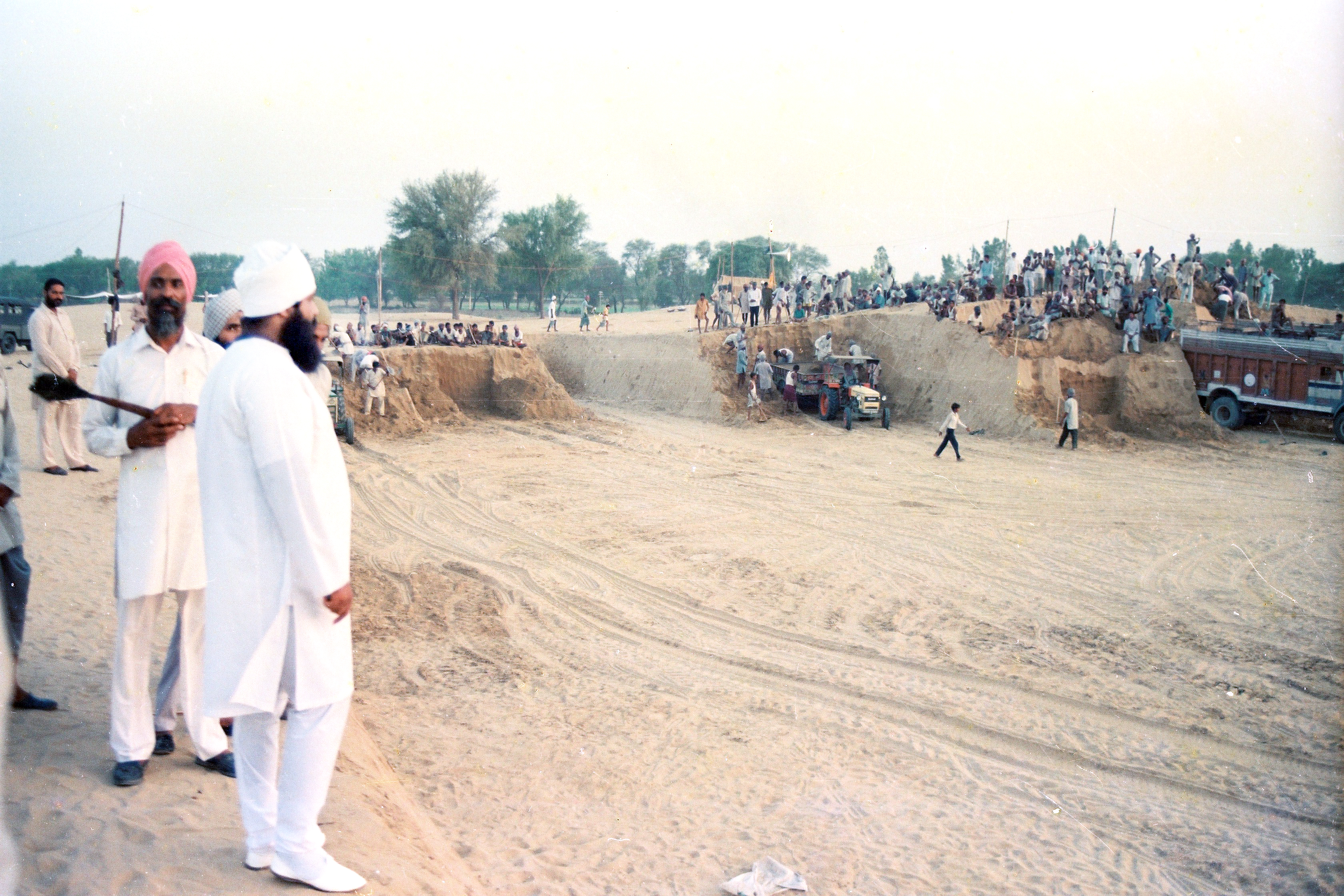 Establishment of Dera Sacha Sauda